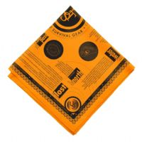 UST Ultimate Survival Bandana - Orange